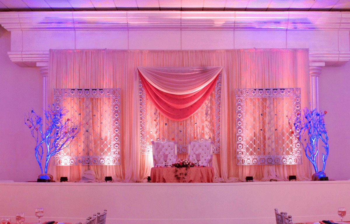 Stage Decor Prime Party Rentals